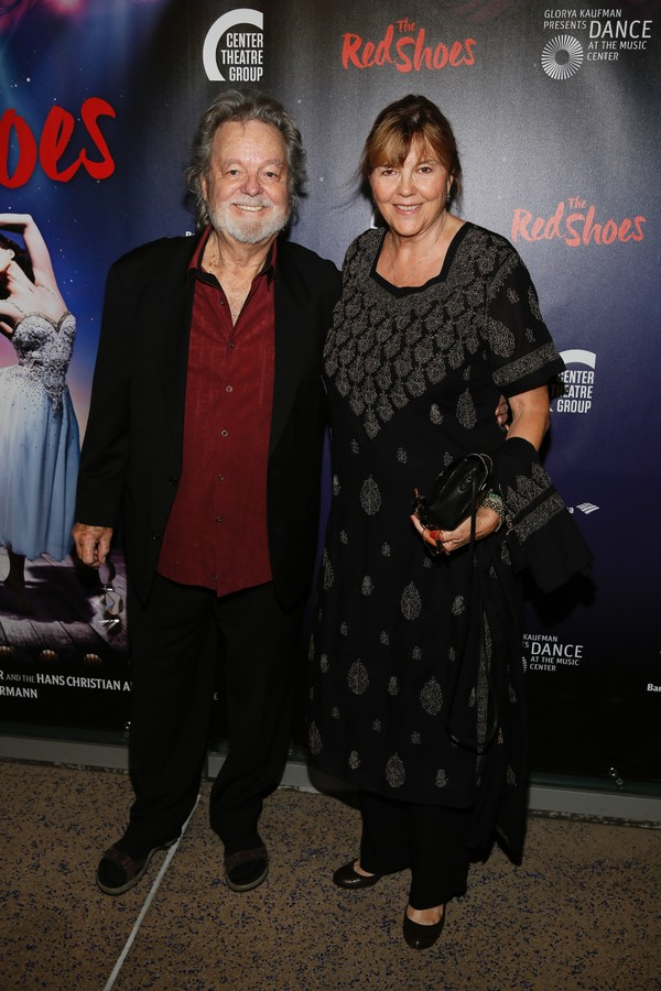 Actor Russ Tamblyn and composer Bonnie Murray Tamblyn