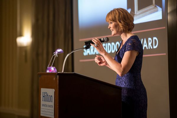 Photo Flash: Kate Baldwin and Kate Shindle Honored as 'Actors of the Year' by Sarah Siddons Society of Chicago