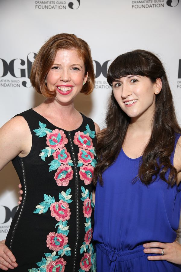Photo Flash: Dramatists Guild Foundation Fellows Presentations at Playwrights Horizons