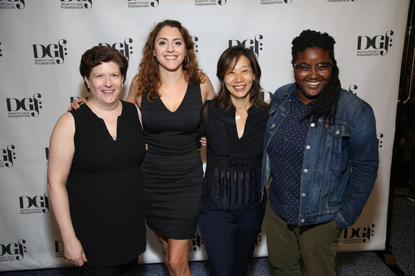 Photos: Dramatists Guild Foundation Fellows Presentations at Playwrights Horizons