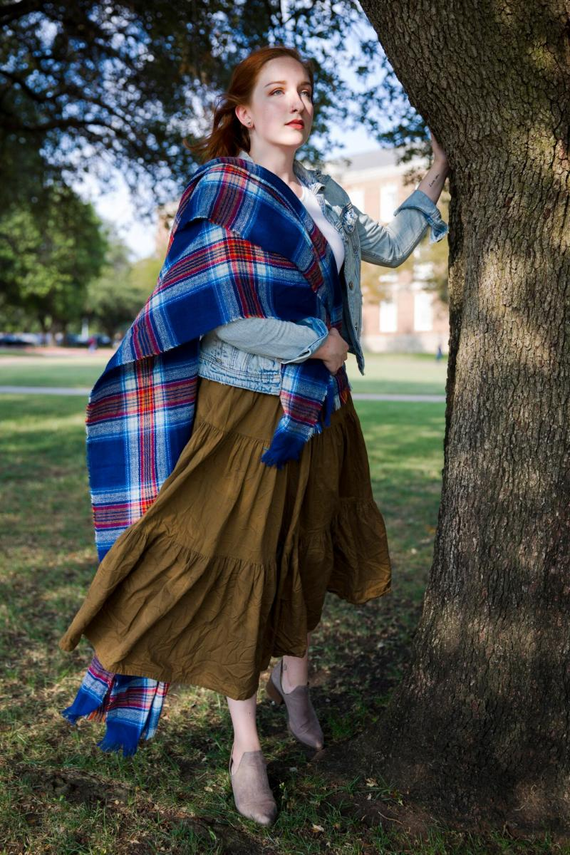 PHOTO FLASH: Meet the Cast of SMU Family Weekend Musical's INTO THE WOODS