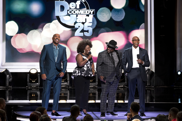 Netflix Shares First Look Trailer & Images for DEF COMEDY JAM 25