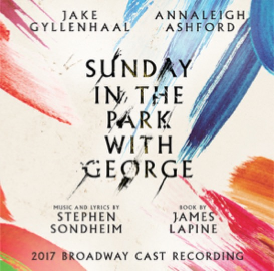 Official: Track List Announced for SUNDAY IN THE PARK WITH GEORGE Cast Recording; Download Tomorrow!