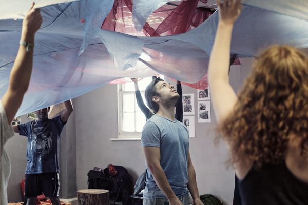 Photos: Inside Rehearsal for HAIR's Immersive 50th Anniversary Production at The Vaults