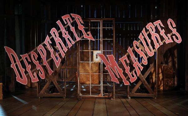 DESPERATE MEASURES at York Theatre Company