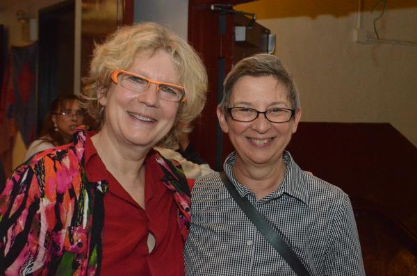 Carey Lovelace, Linda Chapman