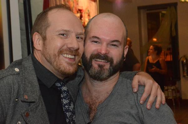 Zach Morris and Tom Pearson Photo