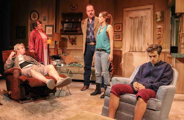 Joe Hart, Taylor Gilbert, Rob Nagle, Allison Blaize and Ben Theobald Photo
