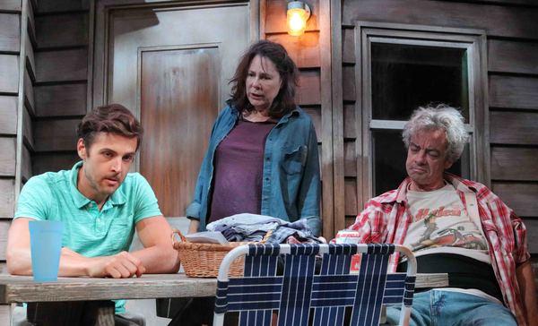 Ben Theobald, Taylor Gilbert and Joe Hart
