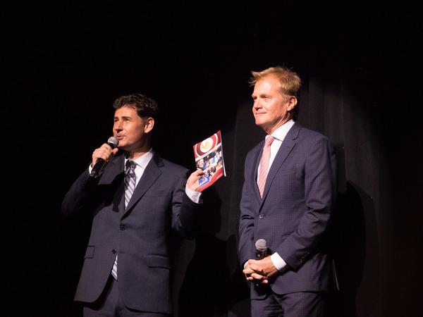 La B.T. McNicholl and Tom McCoy Photo