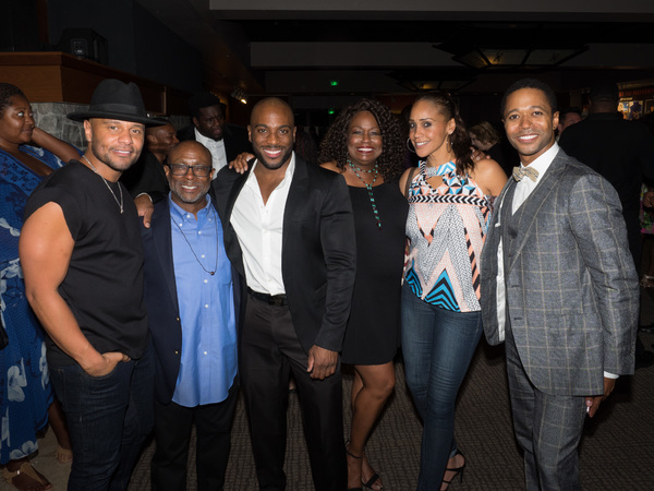 Terrance Spencer, Jeffrey Polk,  Wilkie Ferguson III, Yvette Cason, Nikki Crawford, and Thomas Hobson