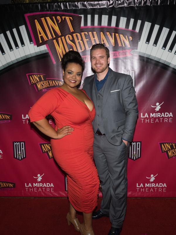 Amber Liekhus and Justin Liekhus Photo