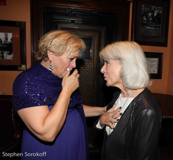 Photo Coverage: Maria Friedman Makes Her Feinstein's/54 Below Solo Debut