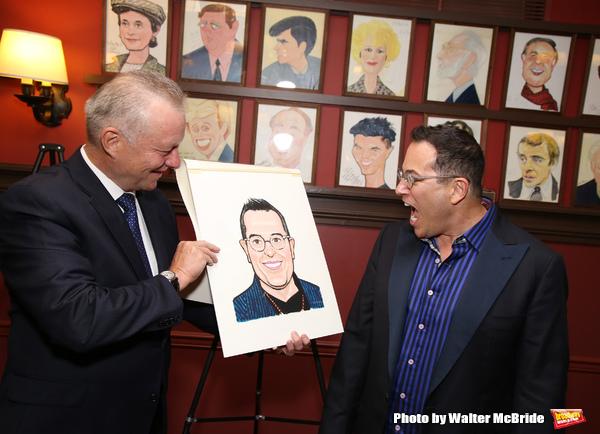Max Klimavicius and Michael Mayer