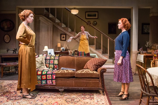 Photo Flash: First Look at Annette O'Toole and More in THE SHOW-OFF Off-Broadway