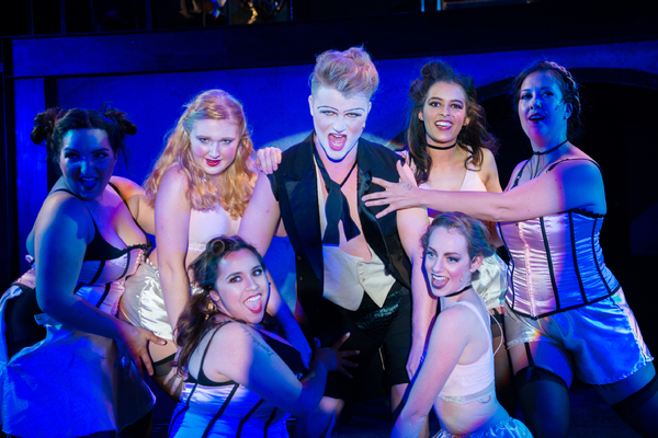 Photo Flash: First Look at CABARET at Contra Costa Civic Theatre