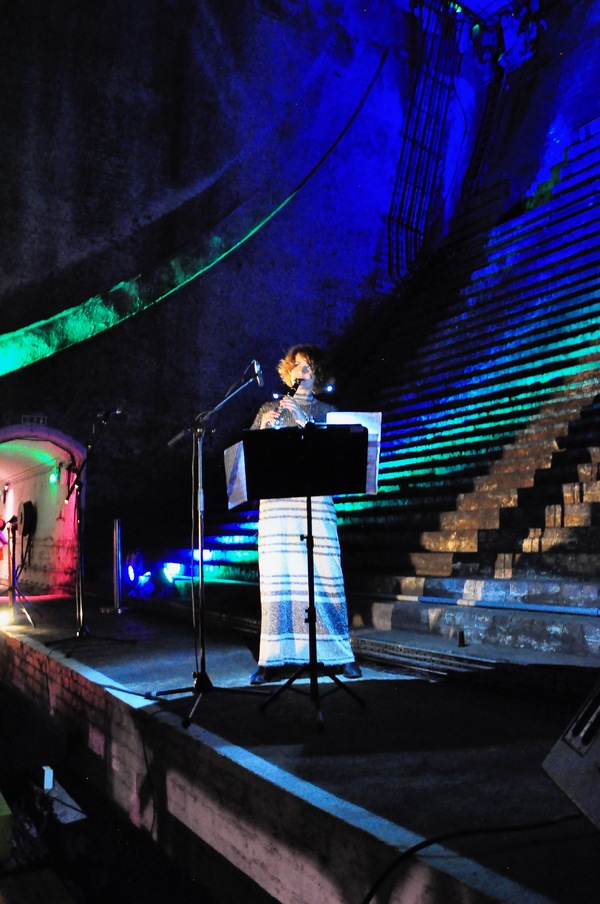 Photo Flash: Bascule Chamber Concerts Launch Beneath the River Thames