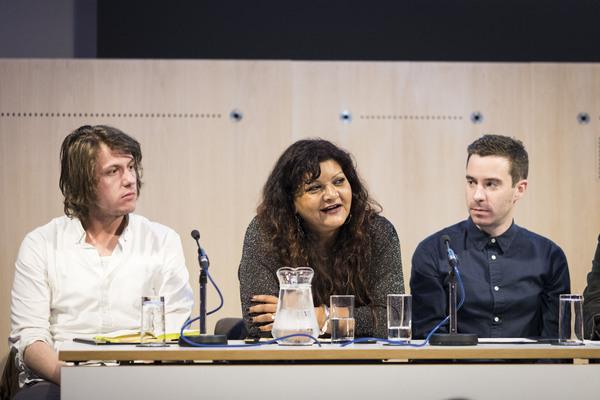Brad Birch, Tanika Gupta, James Graham