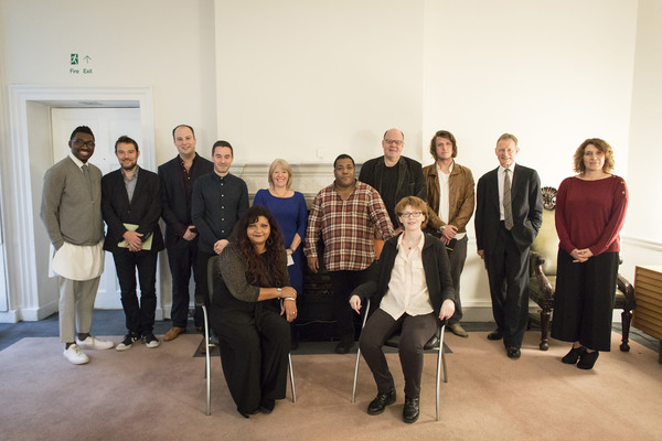 Photos and Video: The RSA Hosts Leading British Playwrights for NATIONS ON THE WORLD STAGES Symposium