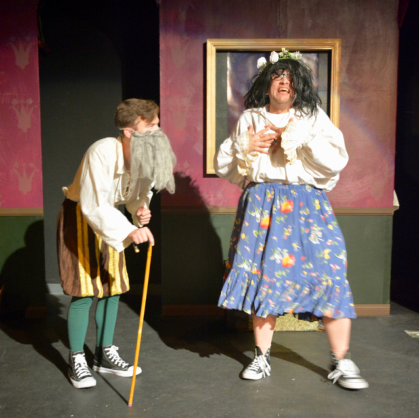 The Complete Works of William Shakespeare (Abridged) presented by Ophelia's Jump. Pho Photo
