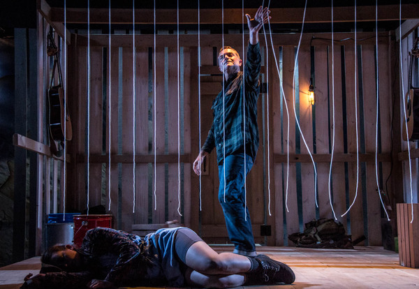 Photo Flash: First Look at the Rolling World Premiere of THE ARSONISTS at Know Theatre
