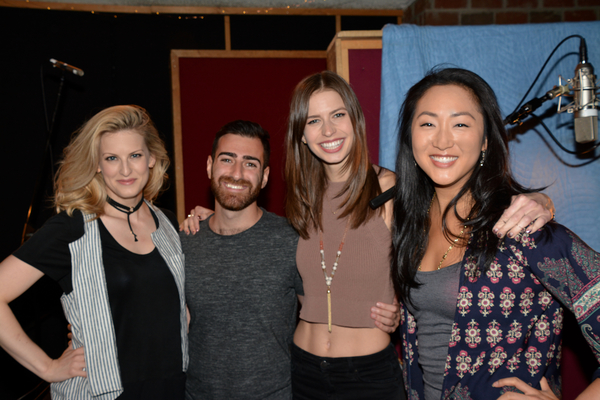 Exclusive Photos: WAR PAINT Cast Can't Wait for Christmas on This Edition of Carols For A Cure!