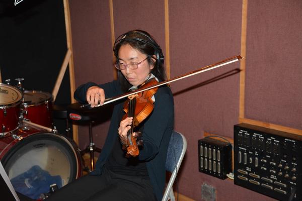 Yuko Naito-Gotay (Violin)