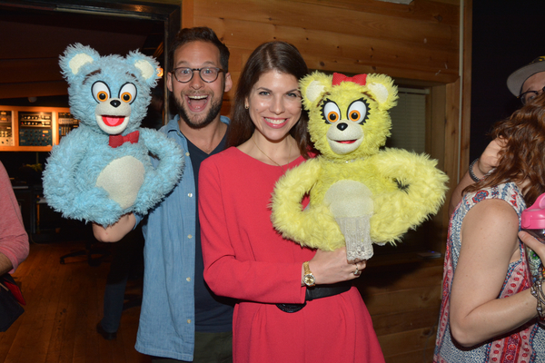 Exclusive Photo Coverage: AVENUE Q Counts Down the 12 Days of Christmas on Carols For A Cure!