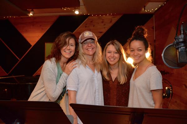 Garrett Long, Rachel Bay Jones, Haley Bennett and Olivia Puckett Photo