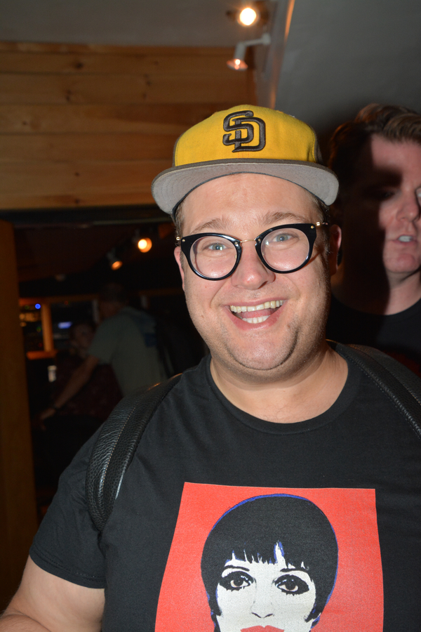 Exclusive Photo Coverage: GROUNDHOG DAY Cast Heads Back to  Punx, PA for Carols For A Cure!