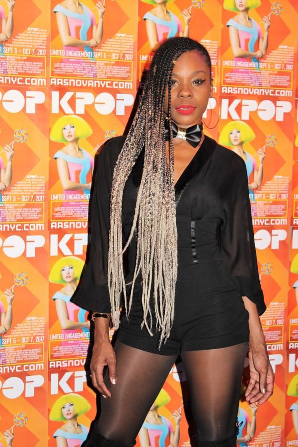 Ebony Williams Photo