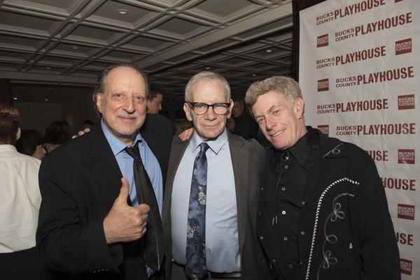 Gary Kupper, Larry Marshak and David Keyes