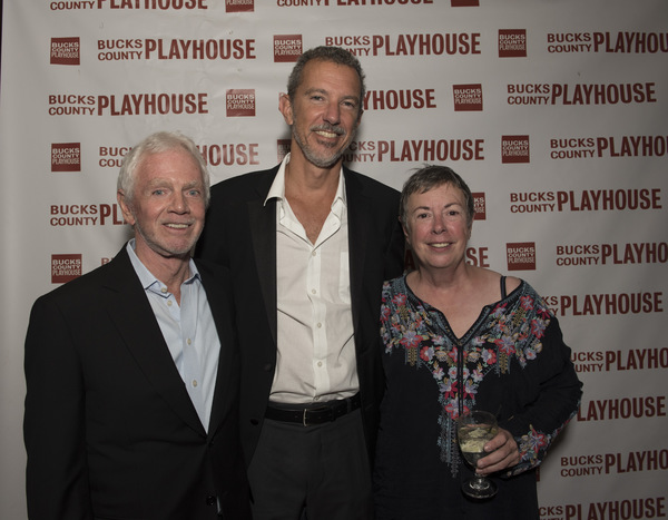 Photo Flash: ROCK AND ROLL MAN Celebrates Opening Night