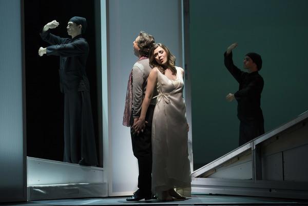 Photo Flash: ORPHEE ET EURYDICE Opens Tonight at Lyric Opera