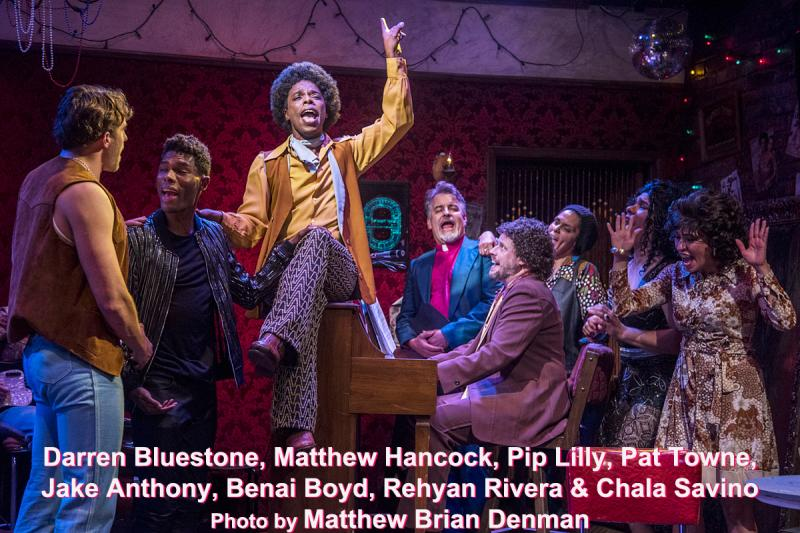 BWW Review: History Revisited in THE VIEW UPSTAIRS