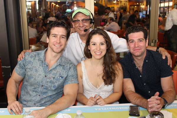 Evan Todd, Tom Viola, Chilina Kennedy and Ben Jacoby