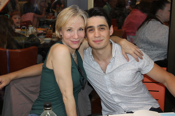 Charlotte d'Amboise and Bobby Conte Thornton