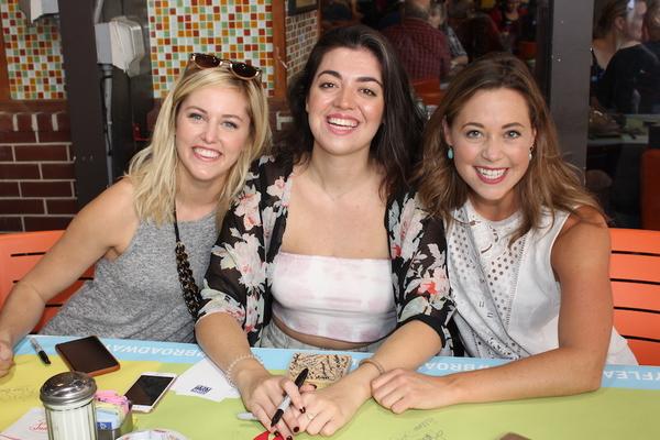 Photo Coverage: Meet the Celebrities at the 2017 BC/EFA Flea Market Autograph Table!