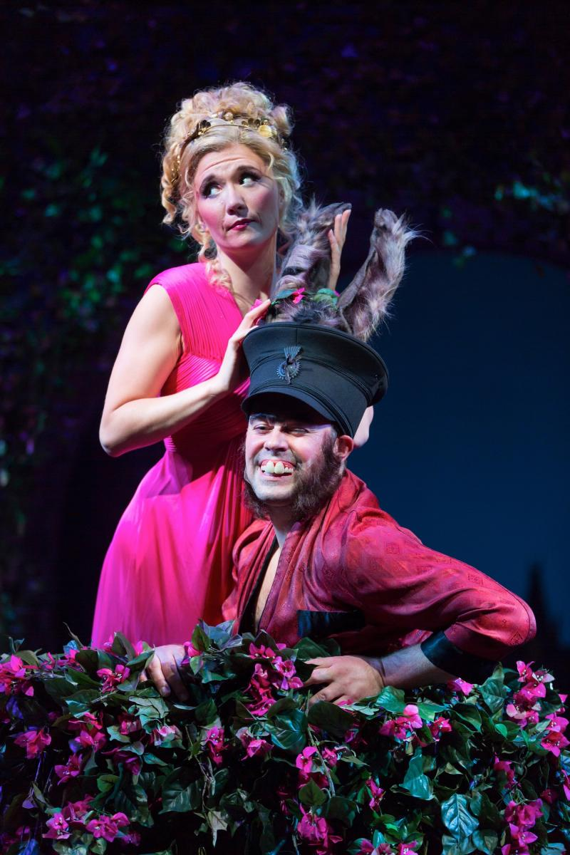 BWW Review: A MIDSUMMER NIGHT'S DREAM at Hartford Stage