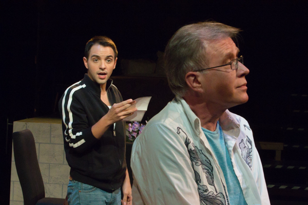 Photo Coverage: First Look at Evolution Theatre Company's TRAVELING