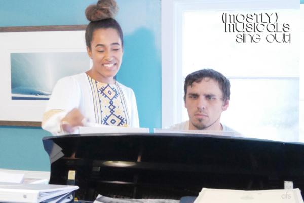 Tiana Okoye and Gregory Nabours