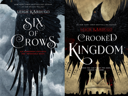 Image result for leigh bardugo books