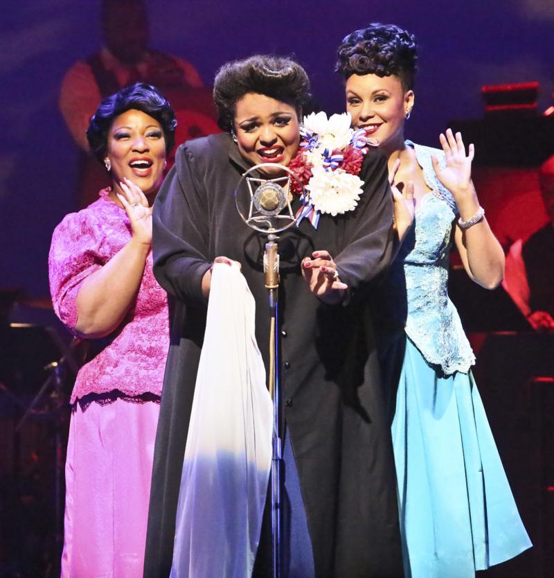 BWW Review: Rousing Revival of AIN'T MISBEHAVIN' Roars at La Mirada
