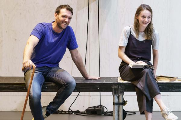 Tom McKay and Helena Wilson