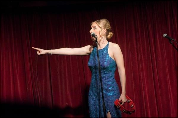 Photo Flash: BACKSEAT DIAMOND at Sydney Fringe
