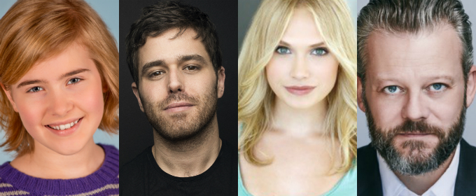 Bea Corley, Jeremy Kushnier, Charlotte Maltby and Josh Young to Headline THE SECRET GARDEN at TUTS; Cast Announced!
