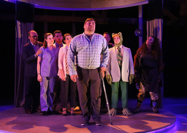 Photos: First Look at Cape Rep Theatre's A NEW BRAIN