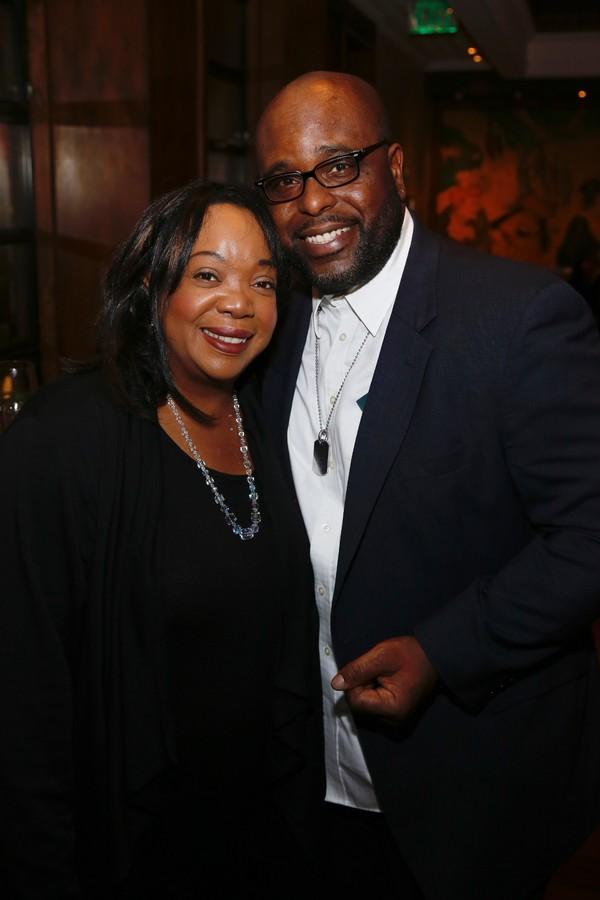 Jacqueline Williams and J. Bernard Calloway