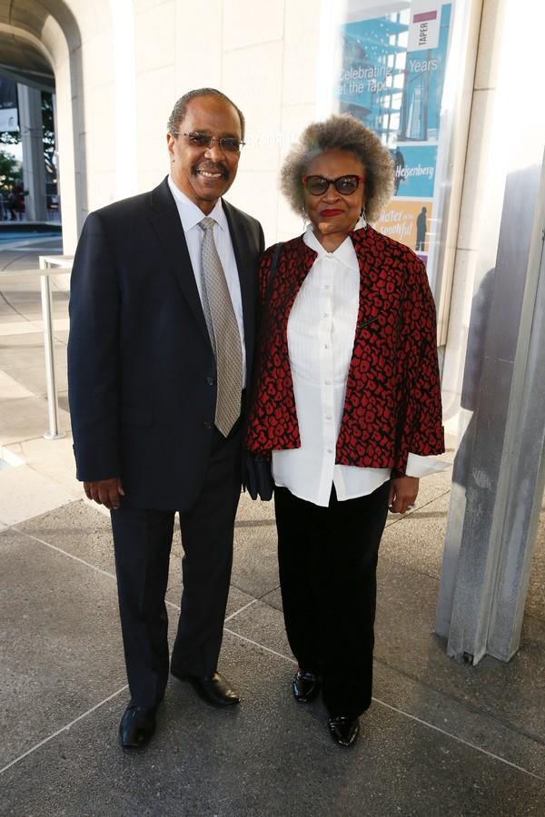 Harold Wheeler and Hattie Winston