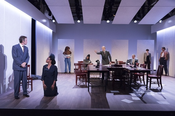 Photo Flash: First Look at ERS's MEASURE FOR MEASURE at The Public